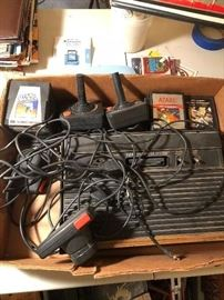 Blast into the past with this ATARI