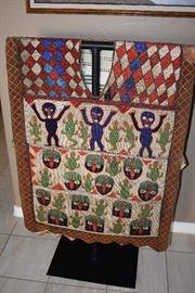 African vestment Yoruba Tribe