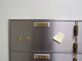 Set of 2 Lock Boxes with No Keys