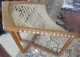 EKT009 Vintage Twin Oaks Hammocks Chair