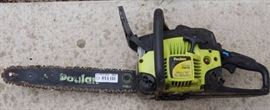 "16"" Poulan P3816 38cc Gas Chain Saw"