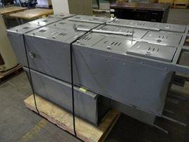 Pallet of 6 Penco Lockers