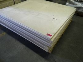 Pallet Of Smooth Finish Ply Wood