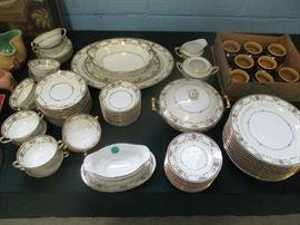 Set of Noritake China