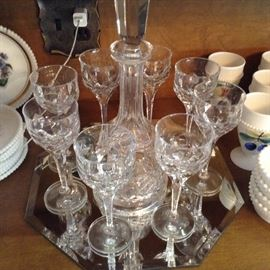 Waterford Crystal set