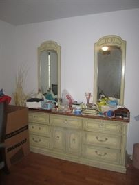 Dresser to match armoire