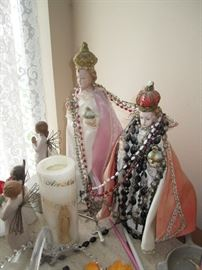 Infant of Praque and Rosaries