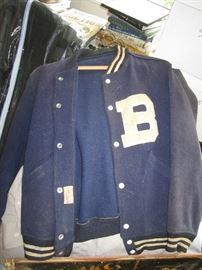 High school jacket
