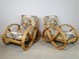 Bamboo Chairs - 2