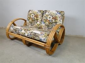 Bamboo Love Seat