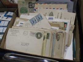 Antique correspondence
