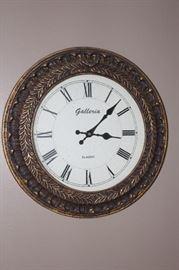 Galleria clock