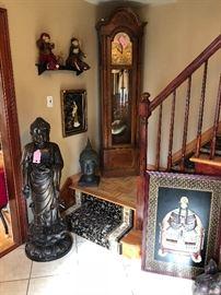 Asian Art & Statuary