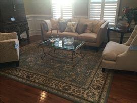 Barbara Barry Living Room Set
