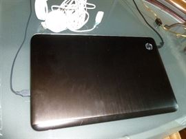 HP Laptop w/hard drive removed