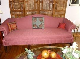 Formal LR Sofa