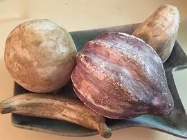 vintage McCarty fruit
