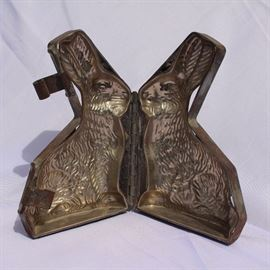 Rabbit Candy Mold
