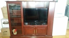 TV not included