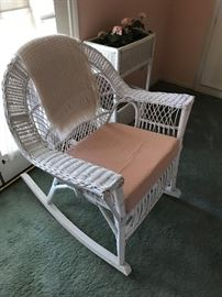And Rocking Chair