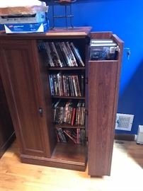 brand new movies and the cabinets