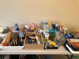 Kitchen tools.......GALORE!