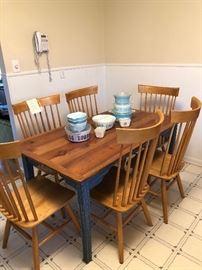Barn wood Farm Table