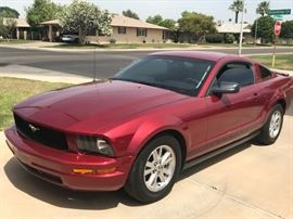 2007 Deluxe Coup, V-6, two door, 88K miles
