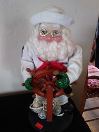 Sailor Santa.