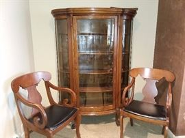 Tell City Chair Company Arm Chairs
