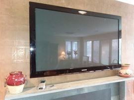50 Inch Samsung Flat Screen TV