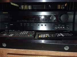 Built In Stereo System