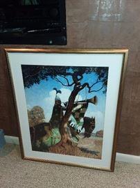 Wyett Art Framed Artwork