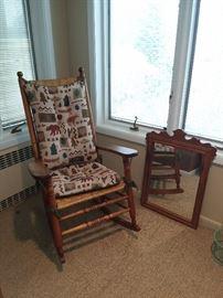 LL Bean Rocking Chair