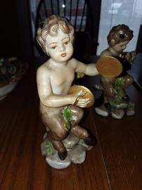 Capodimonte Centaur Figurine
