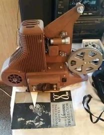No Matter what I do, I can't seem to get this to Rotate Upright.  This 8mm projector has a mind of it's own!
