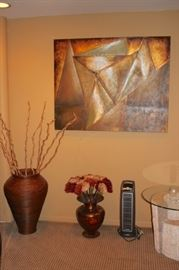 Art and Assorted Decorative  Items