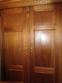 Eastlake armoire......