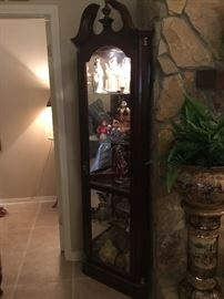 Lots of curio cabinet for sale, one of 6