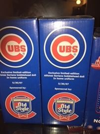Cubs and Old Style team up