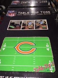 Bears table top toss