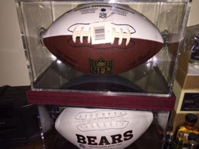 Bears footballs