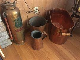 Copper Corner