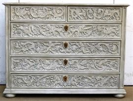 Flemish chest by Modern History