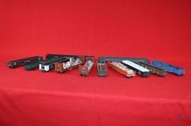 EMD Model Trains-Athern, Walthers, Life-Like, and Atlas