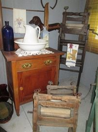 One of several commodes.
