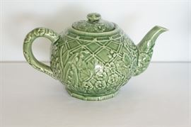 Tiffany teapot. Made in Portugal.