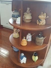 Honey Jar collection -- this is only a portion of it!  Must see to appreciate.