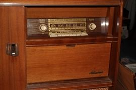 Stereo Cabinet and Components by Stereophonics