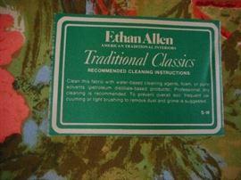 Ethan Allen Label